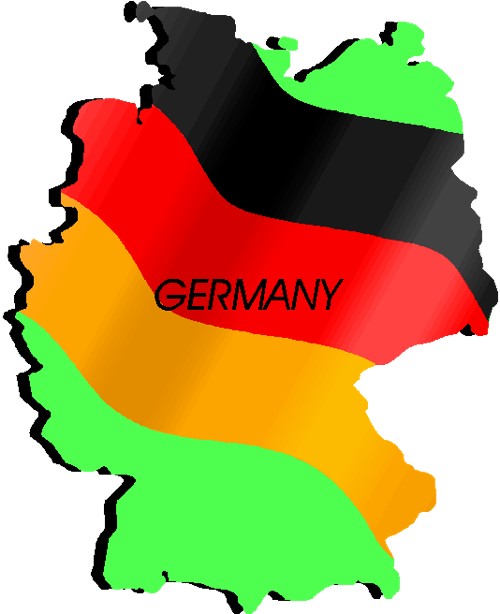 Art german flag