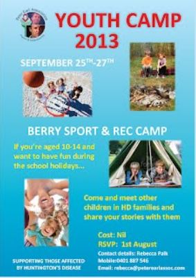 News berry camp