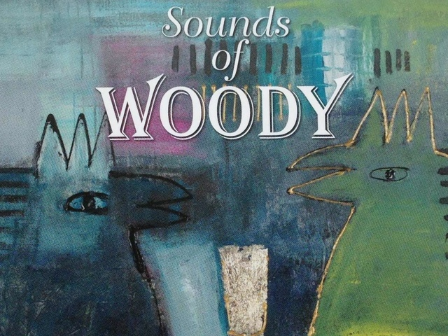 Sounds of Woody Guthrie CD