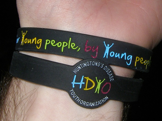 Pack of 10 HDYO wristbands